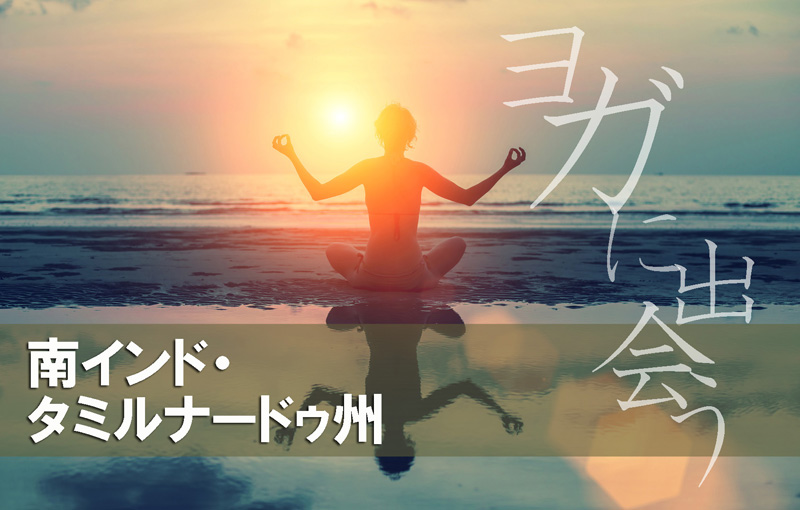 Silhouette meditation girl on the background of the stunning sea and sunset. Yoga, fitness and healthy lifestyle.