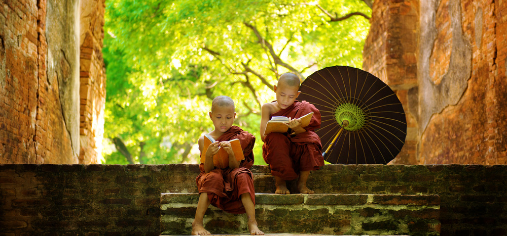 """説明できる?""""ヨガ""""と""""禅""""と""""仏教""""の違いとその関係"""