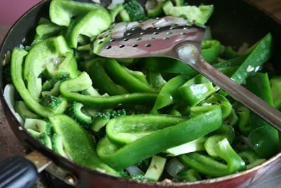 夏野菜たっぷり♪和風サブジ 画像11