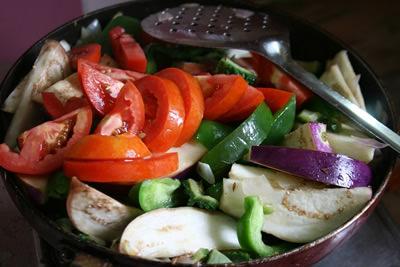 夏野菜たっぷり♪和風サブジ 画像14