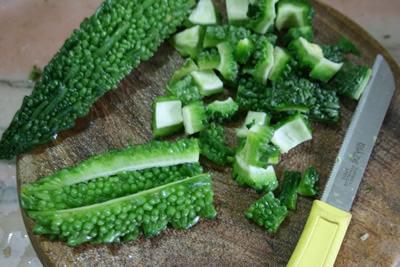 夏野菜たっぷり♪和風サブジ 画像4