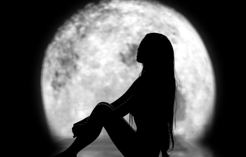 アーユルヴェーダ的★月光浴のススメ