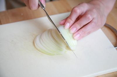 クリーミー豆乳キノコソースがけキヌアのハンバーグ13