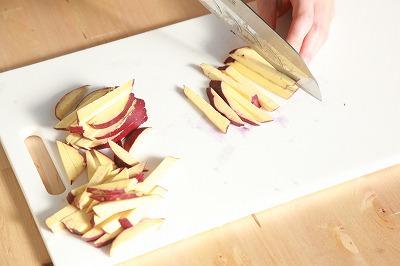 なつかしさとホッとした気持ちにしてくれる根菜のほくほくきんぴら2