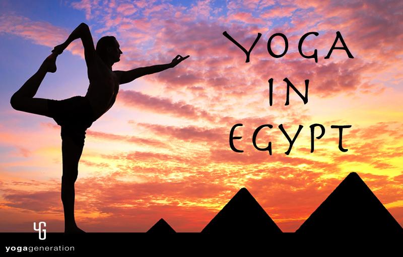 インドがエジプトにて初となるヨガ選手権を開催!
